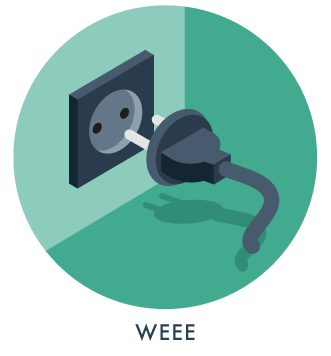 WEEE directive compliance registration Europe